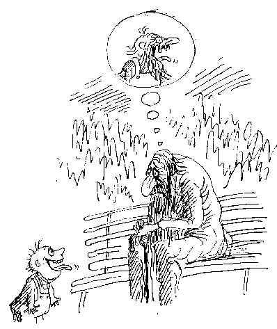Карикатура, Виктор Богорад