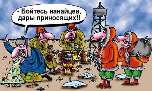 Карикатура, Александр Шадрин
