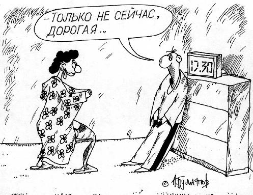Карикатура, Алексей Булатов