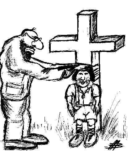 Карикатура, Александр Зайцев