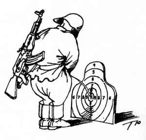 Карикатура, Сергей Тюнин