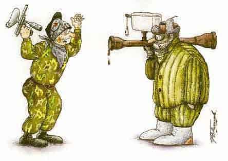 Карикатура, Александр Пашков