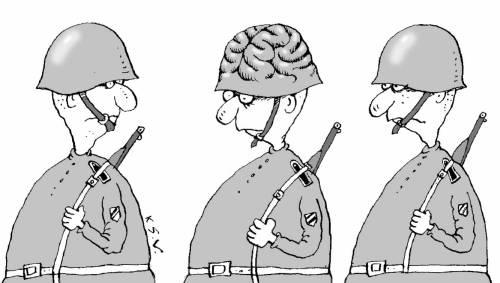 Карикатура, Сергей Кокарев