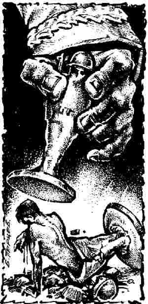 Карикатура, Борис Перцев