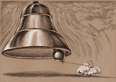 Карикатура, Владимир Хаханов