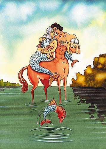 Карикатура, Владимир Степанов