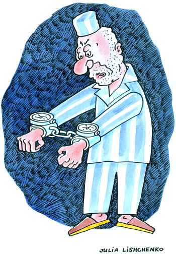 Карикатура, Юлия Лищенко