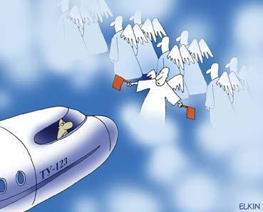 Карикатура, Сергей Елкин