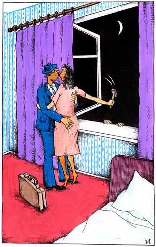 Коллеги любовники смешные картинки
