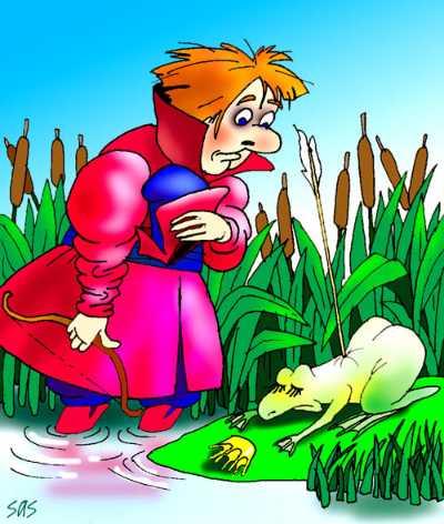 Картинки карикатура лягушка царевна