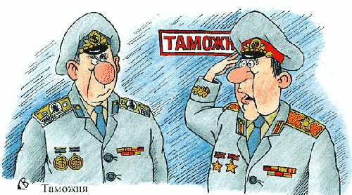 Карикатура, Виталий Гринченко