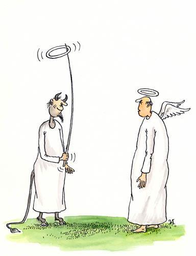 Карикатура, Иван Анчуков