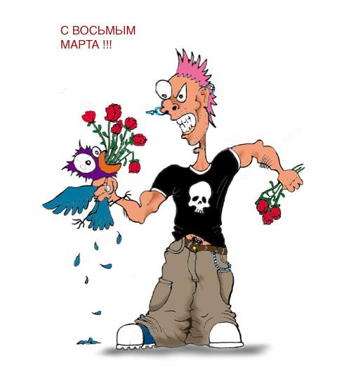 Карикатура, Дмитрий Винник