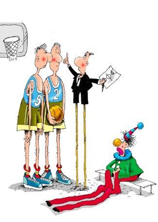 Карикатура, Николай Крутиков