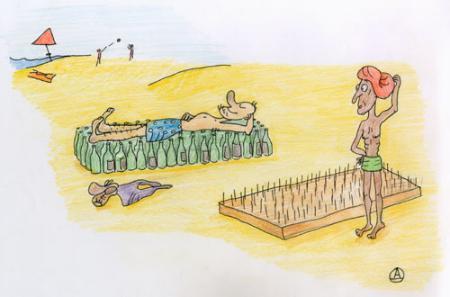 Карикатура, Анастасия Дмитриева