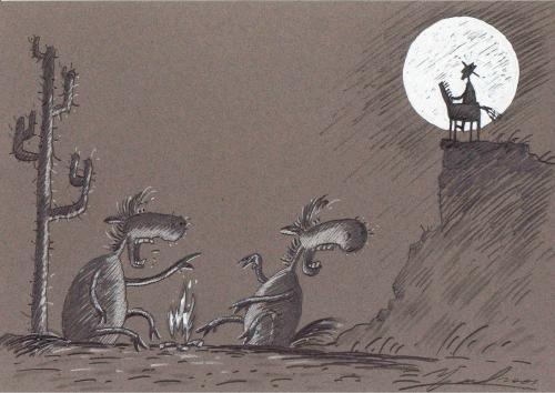 Карикатура, Святослав Ушаков