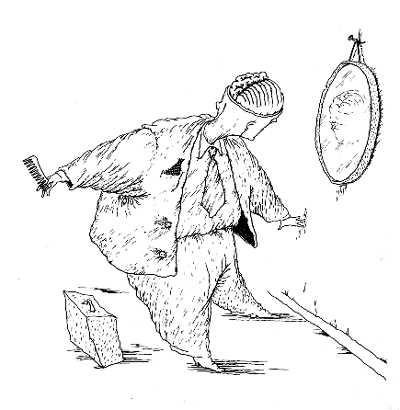 Карикатура, Алексей Червяков