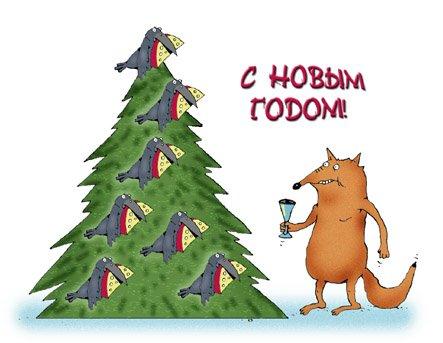 Карикатура, Игорь Лукьянченко