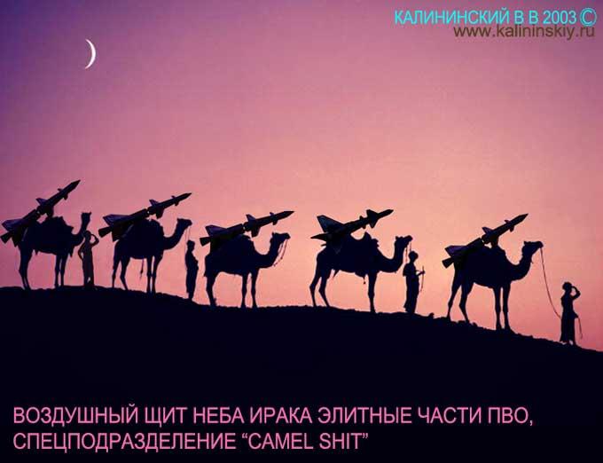 Карикатура, Валентин Калининский