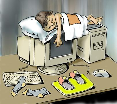 Карикатура, Владимир Владков