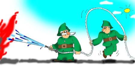 Карикатура, Сергей Нетесов