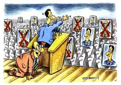 Карикатура, Александр Маркелов