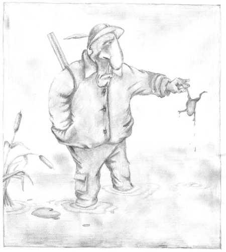 Карикатура, Павел Ширяев