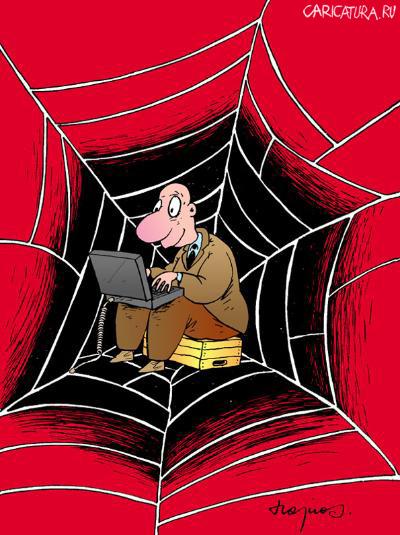 Карикатура, Miroslaw Hajnos