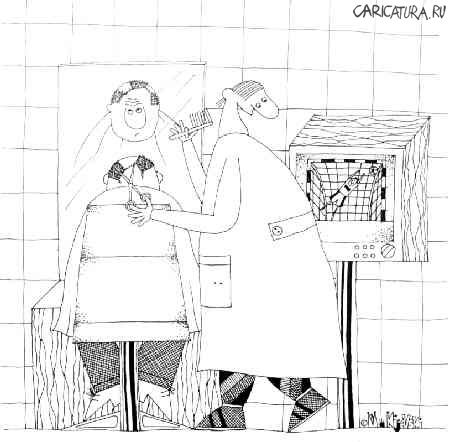 Карикатура, Андрей Мокиевский