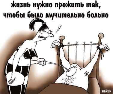 Карикатура, Сергей Ёлкин
