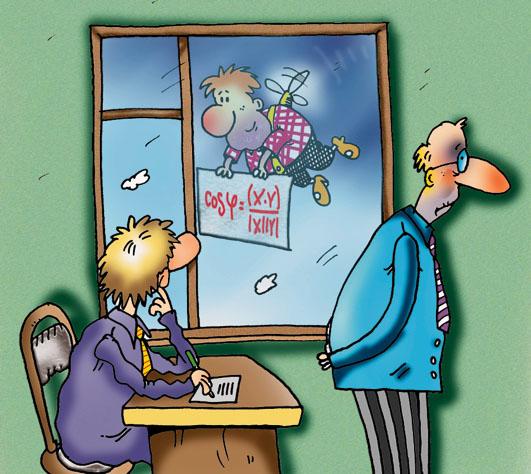 Карикатура, Дмитрий Полухин