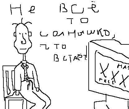 Карикатура, Александр Фирстов